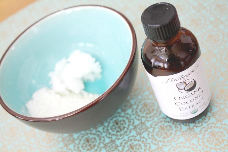 face scrub, homemade face scrub, coconut scrub, homemade facial scrub, face scrub recipe, facial scrub recipe, coconut flakes, coconut oil