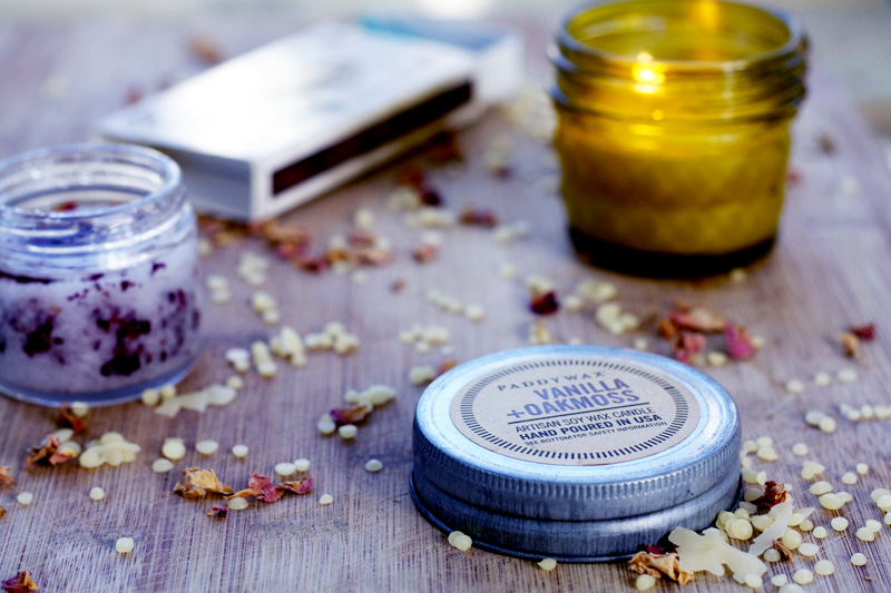 Creating a nighttime beauty routine via bohemian kate 5