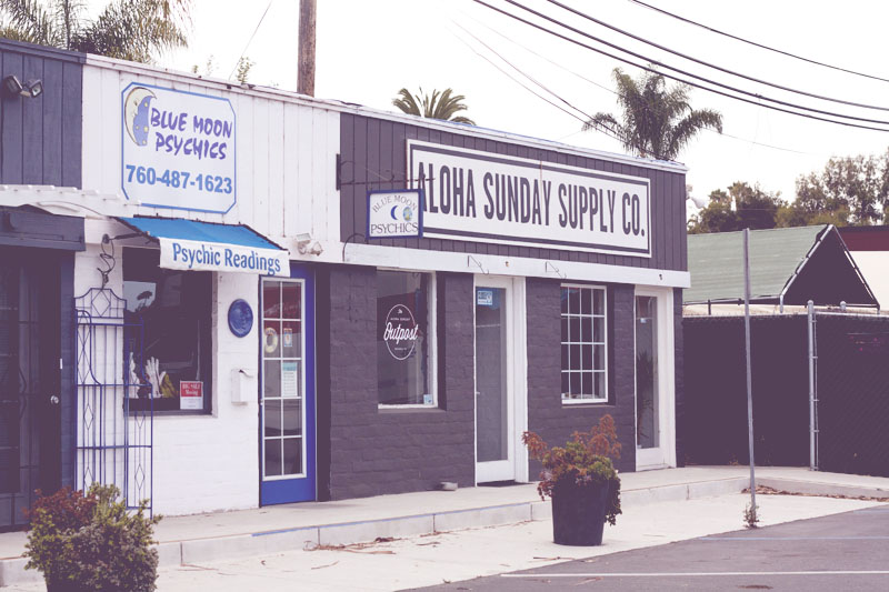 Aloha sunday leucadia